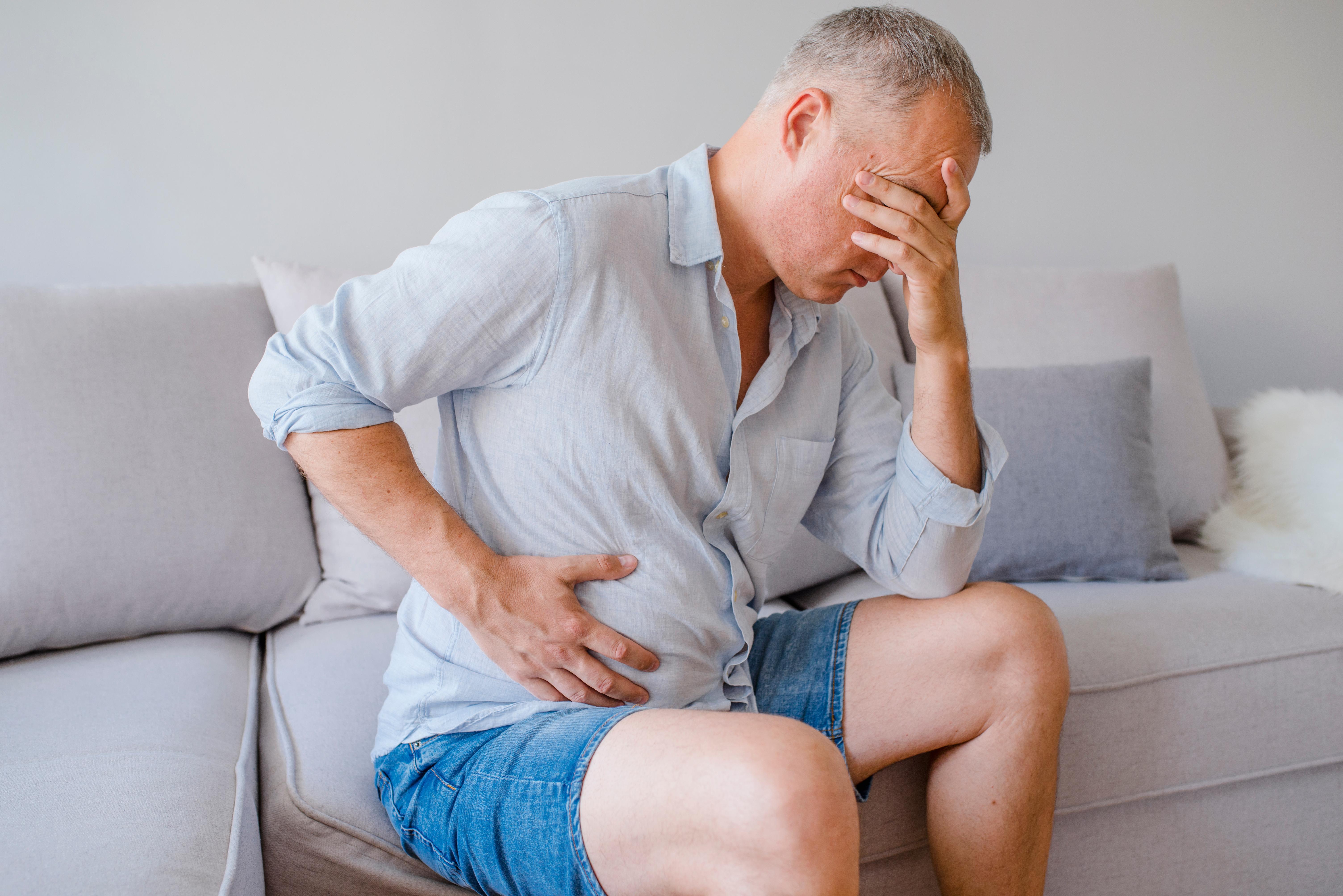 IBS (Irritable Bowel Syndrome) or Colon Cancer Symptom Comparison