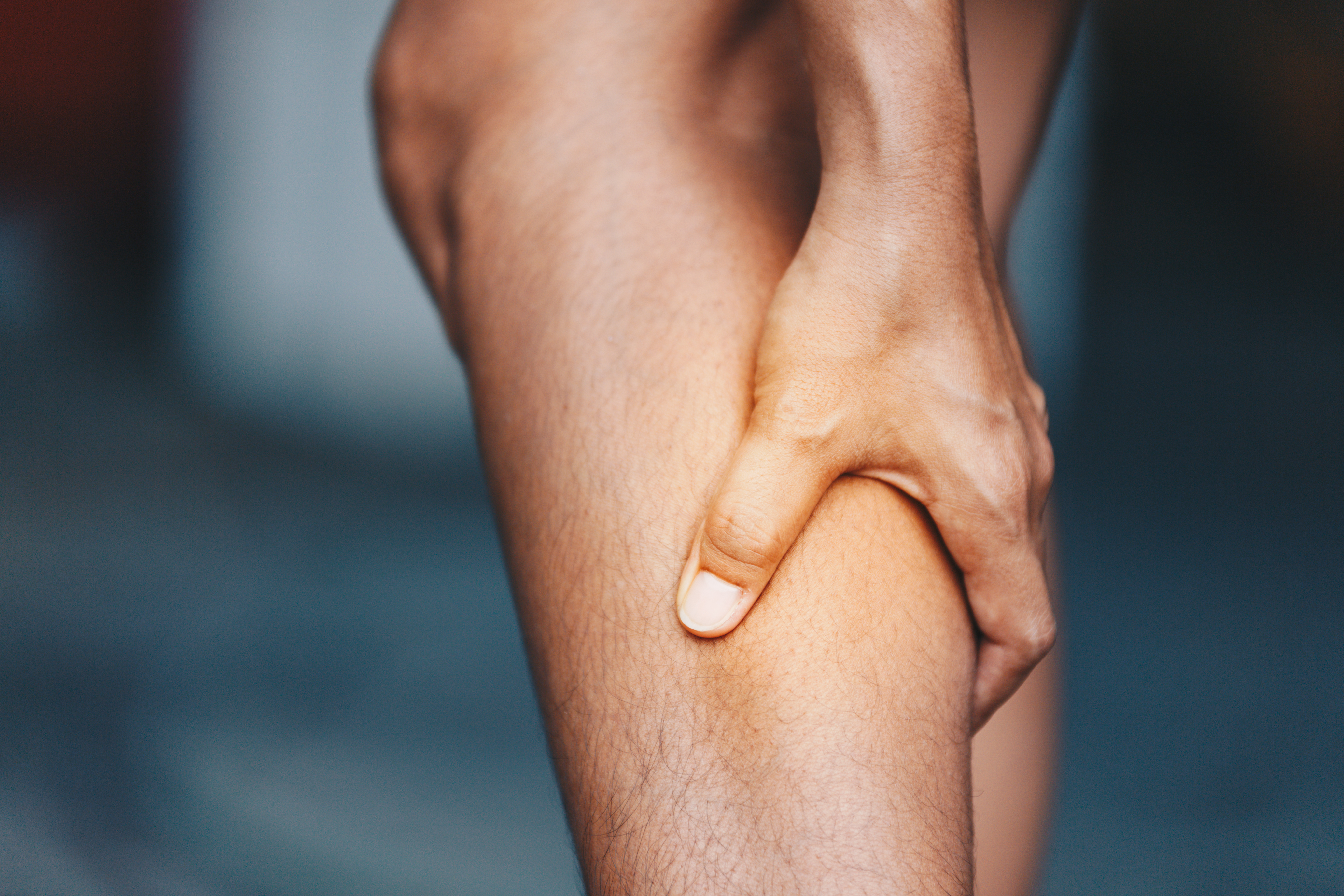 Twitching Calf Muscle Strength Tests and ALS Obsession
