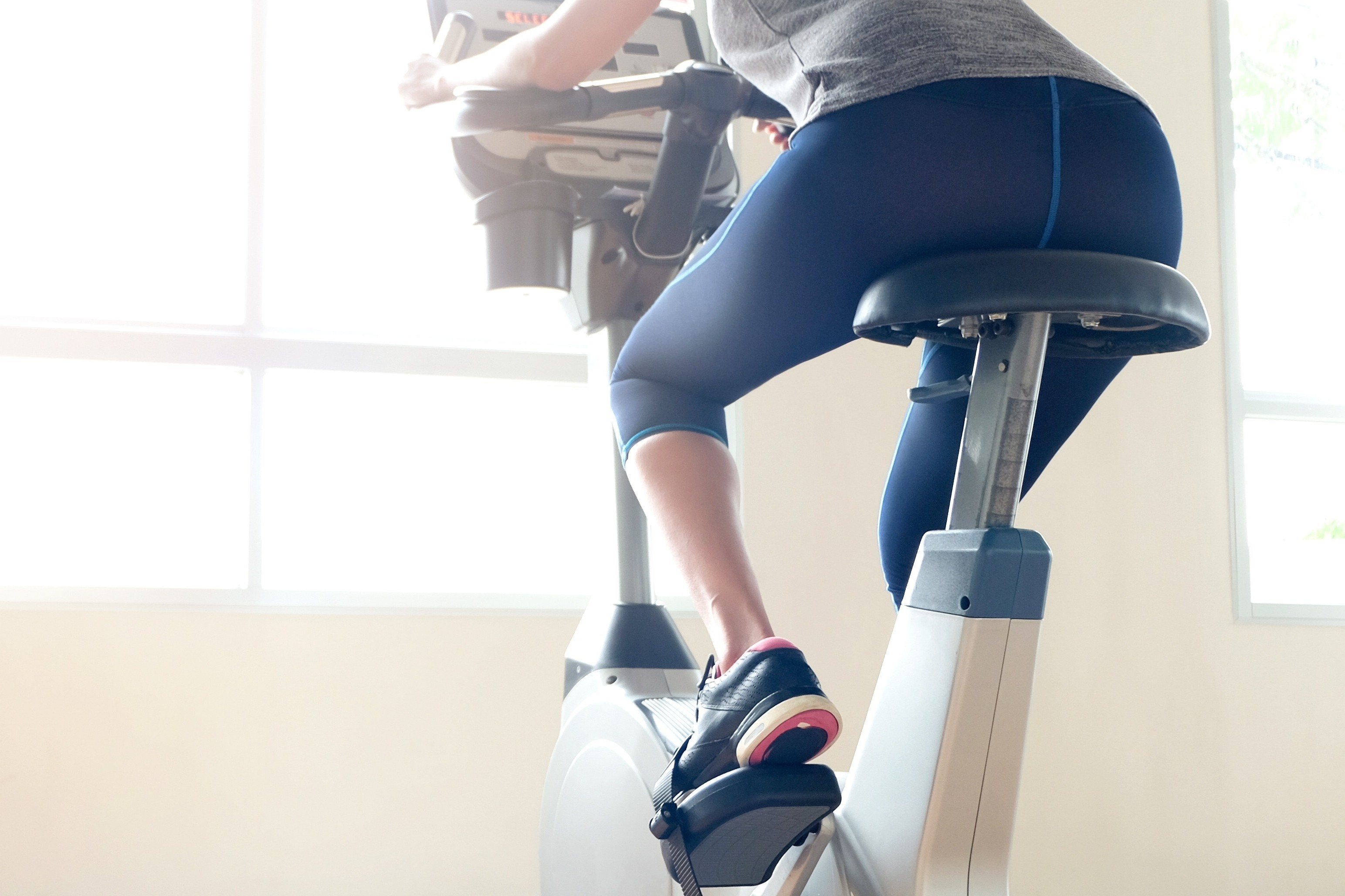 Does All that Sitting on a Stationary Bike Flatten Your Booty?