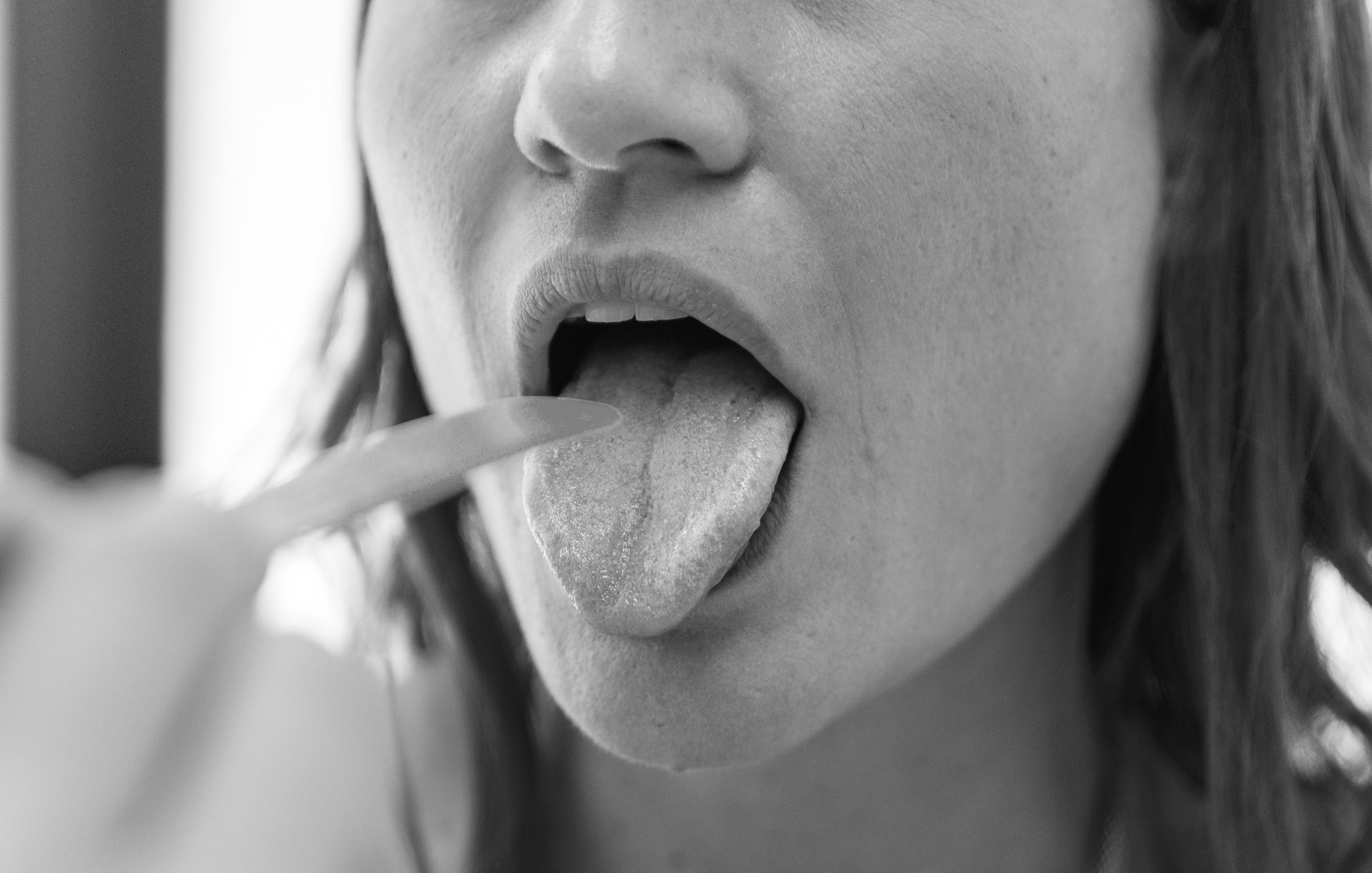 Twitching Tongue: Bulbar ALS or Normal?