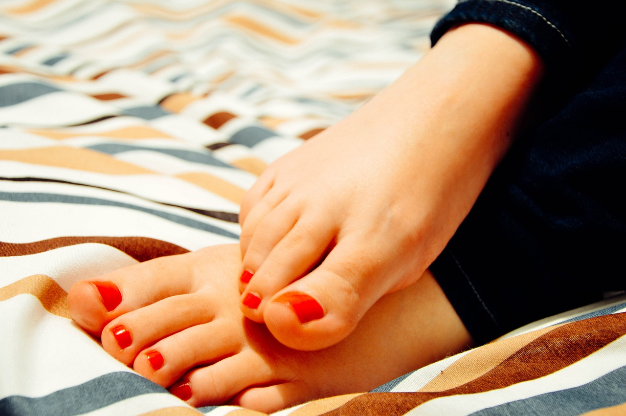 Toe Cramp Causes and Solutions
