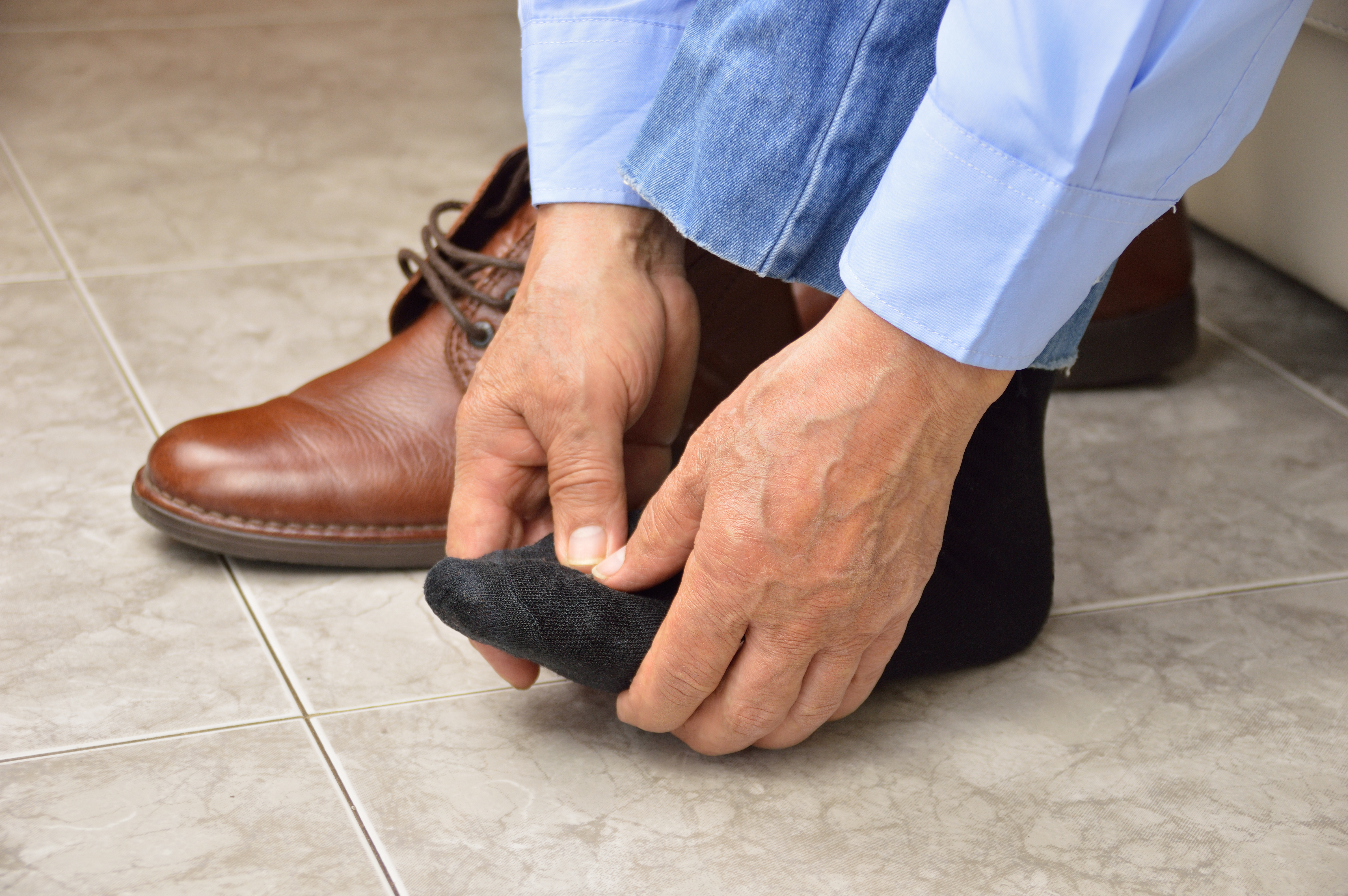 How Do Infected Foot Sores Creep Up on a Diabetic?
