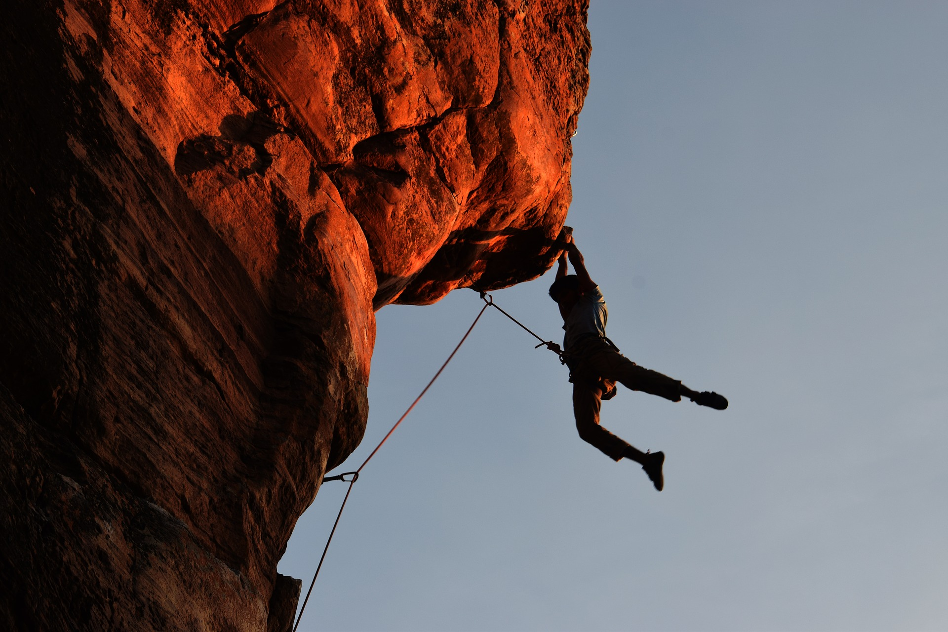 Climbing Hand Pain & Cramps from Climbing: Solution