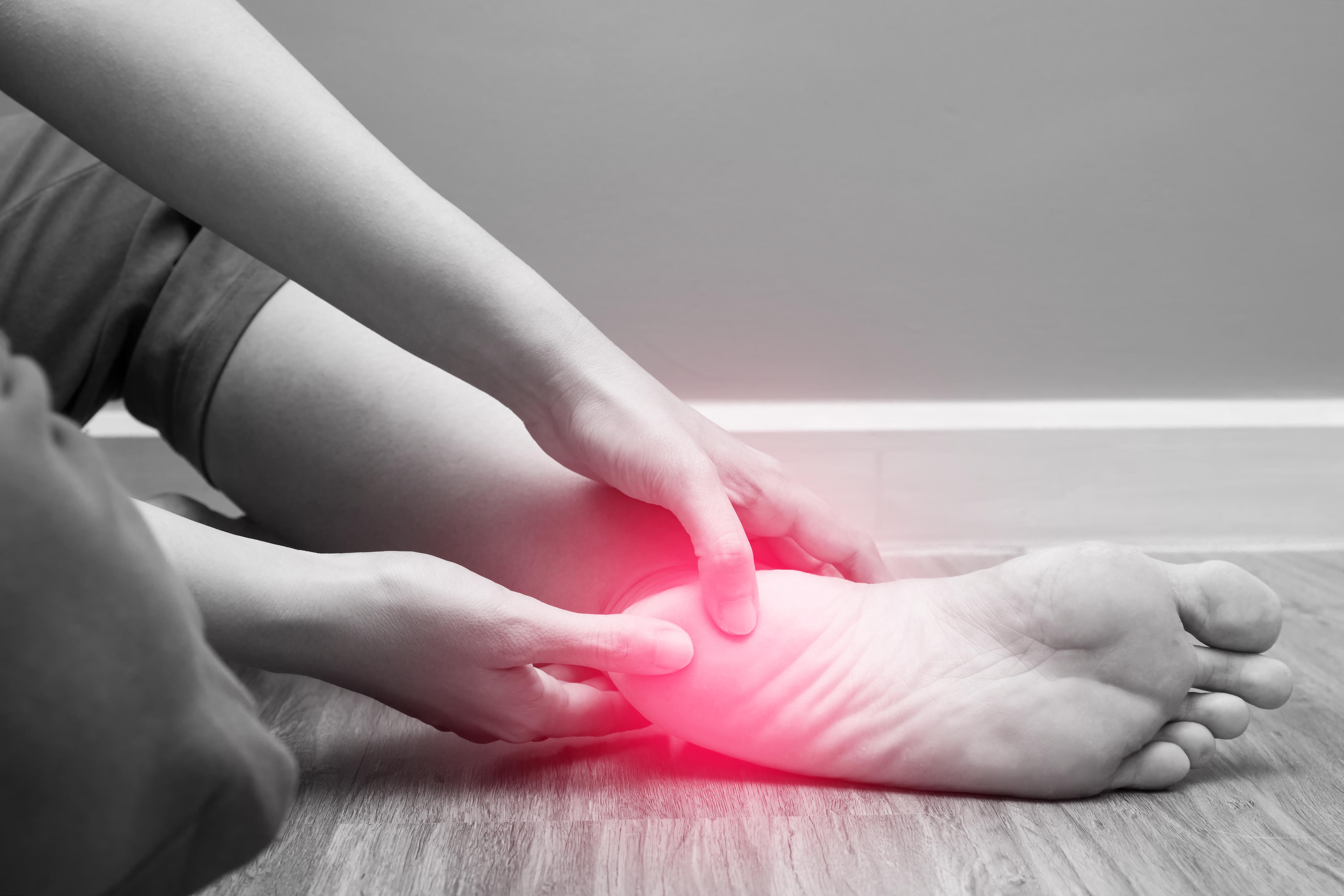Exercises to Heal Heel Pain