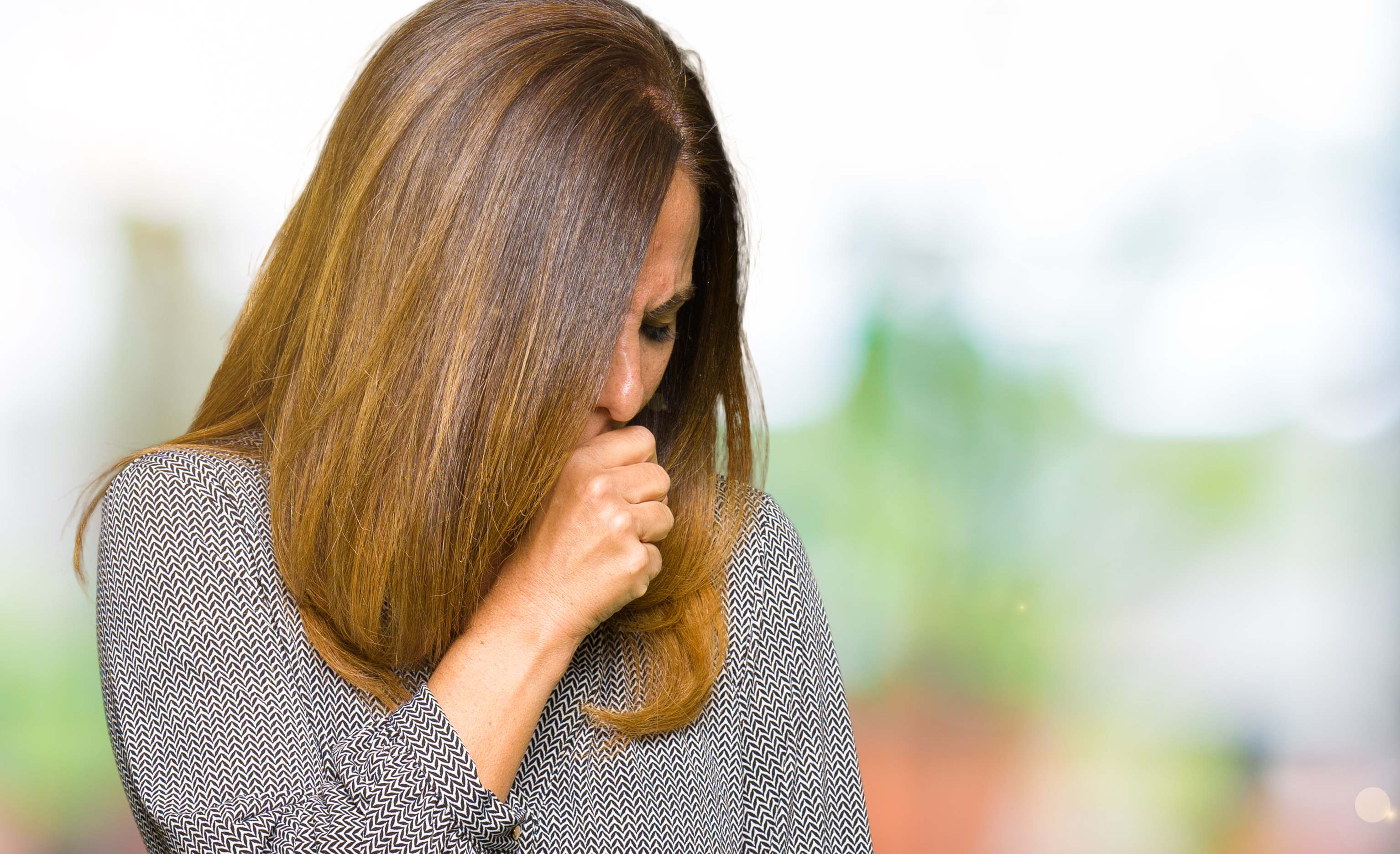 Why Coughing Every Several Minutes Can Be Caused by Anxiety