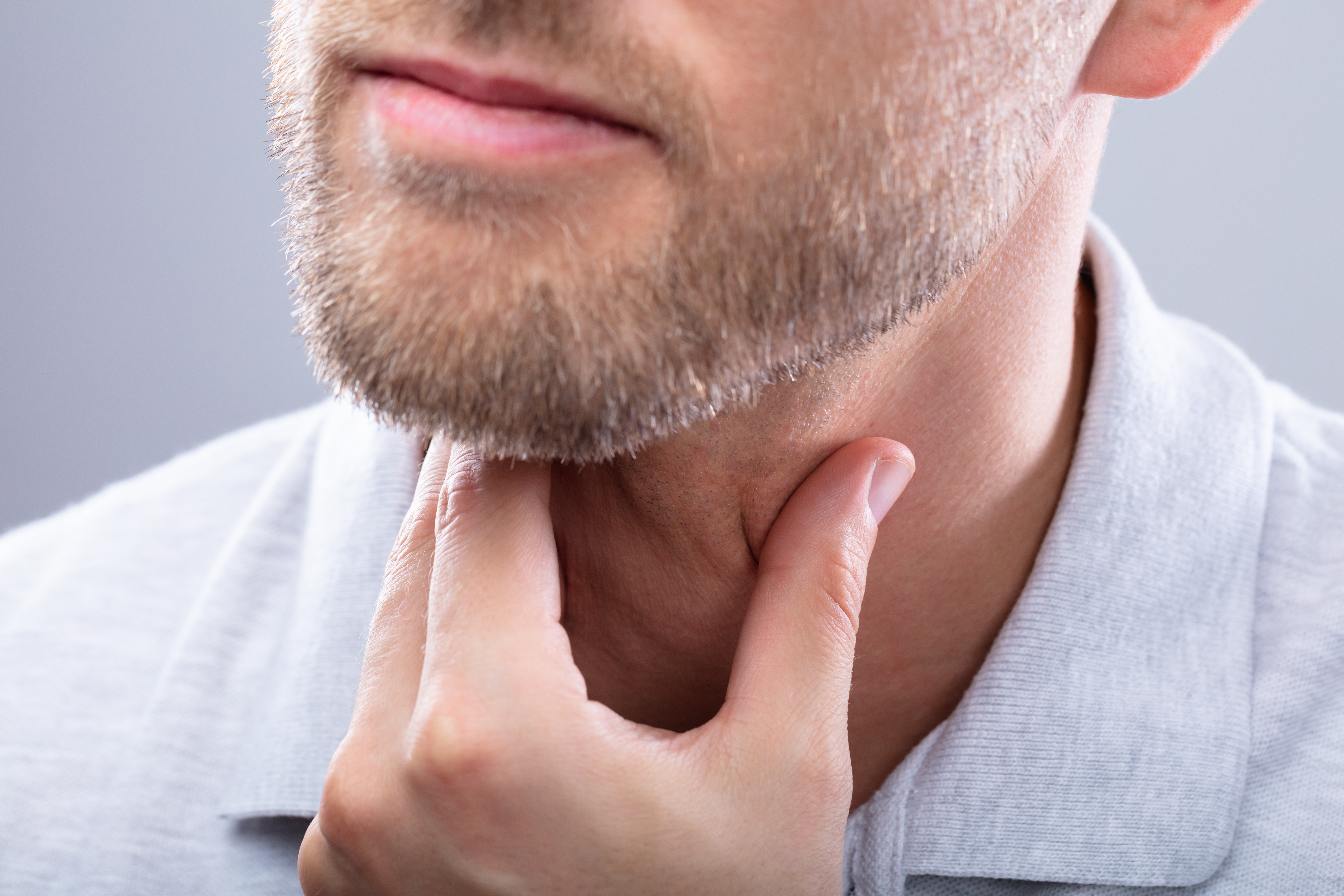 How Common Is a Sore Throat from Esophageal Cancer?