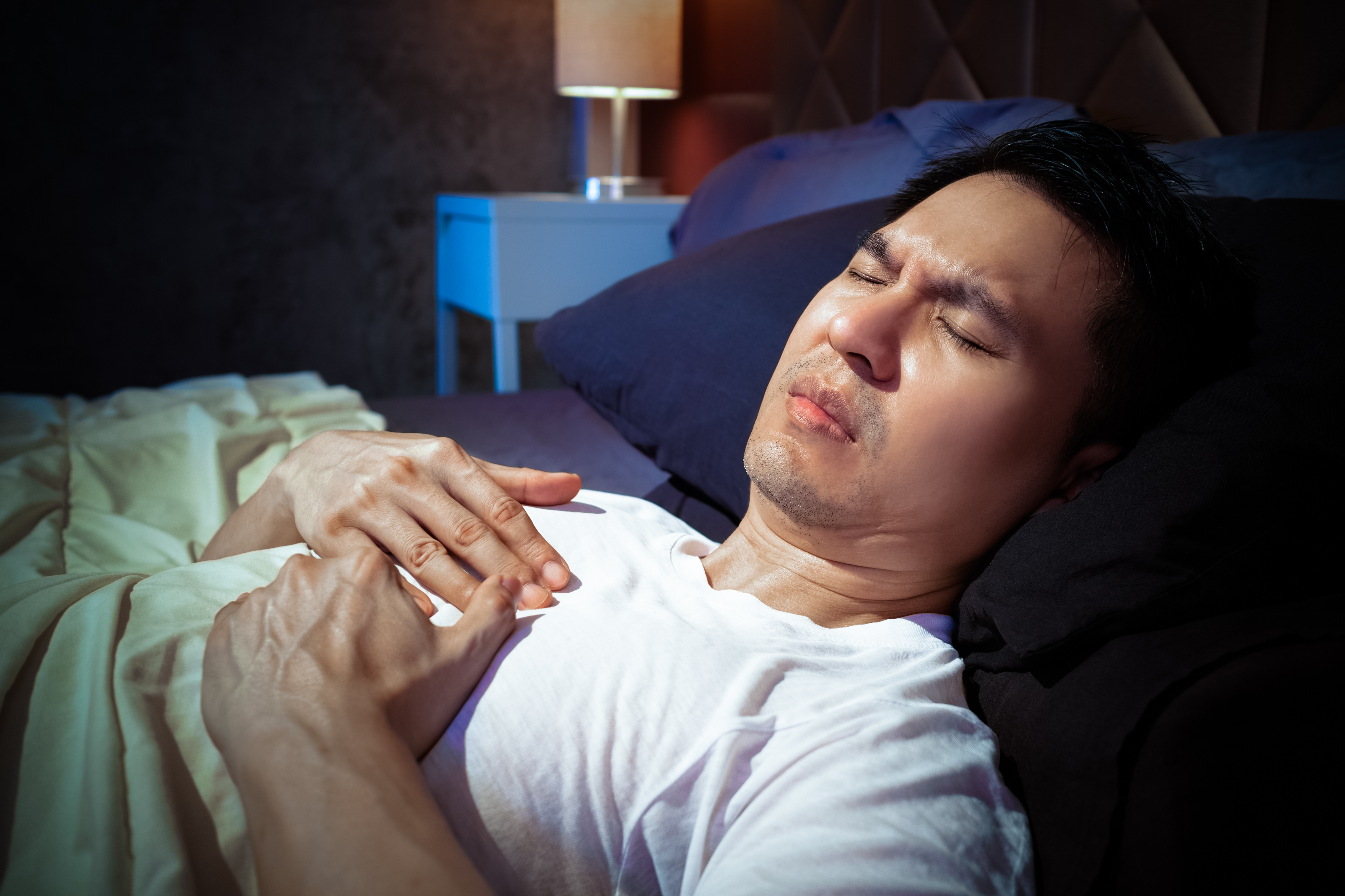Causes of Fluttering Heartbeat After Lying Down