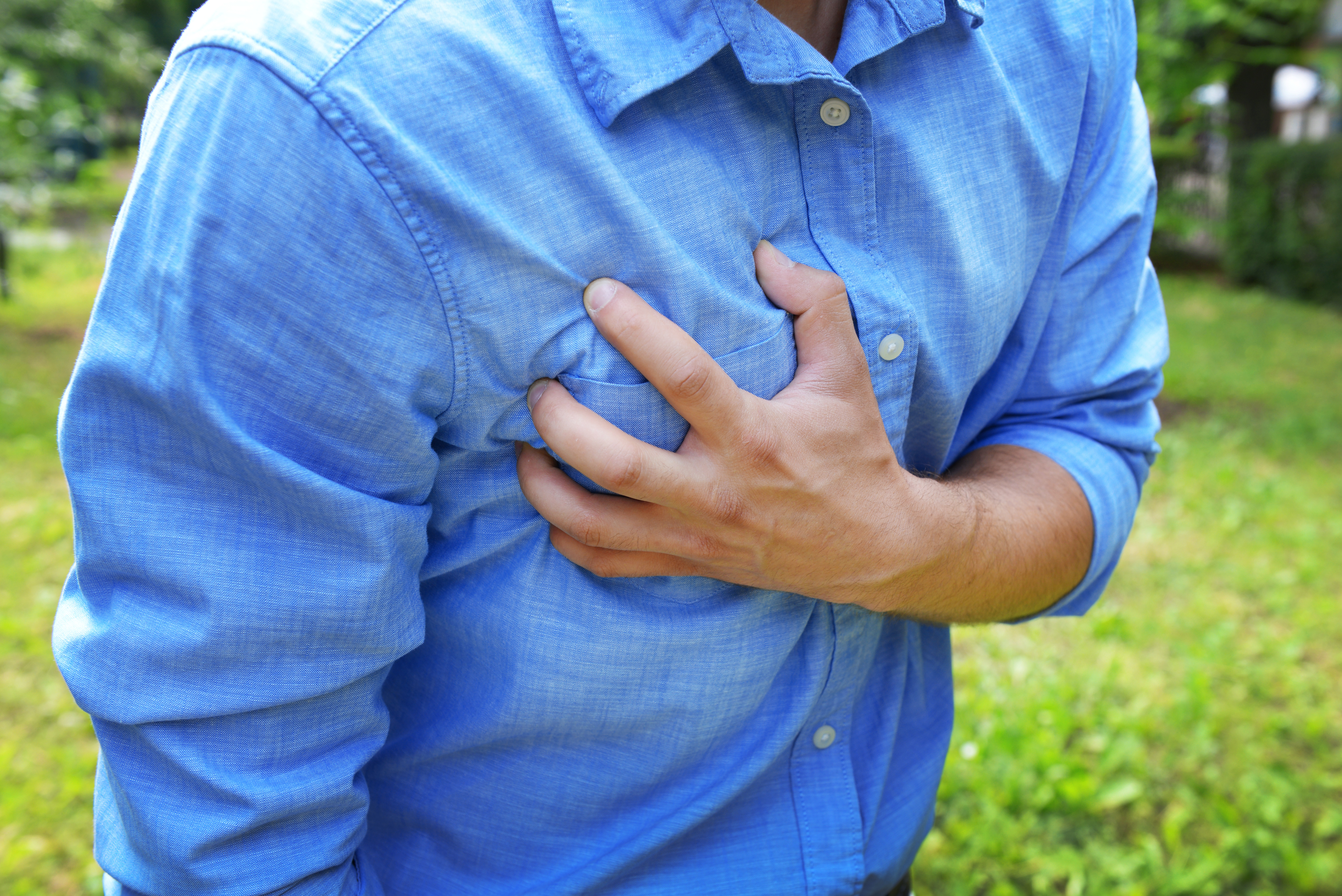Cause of a Stabbing Severe Chest Pain but All Tests Are Normal