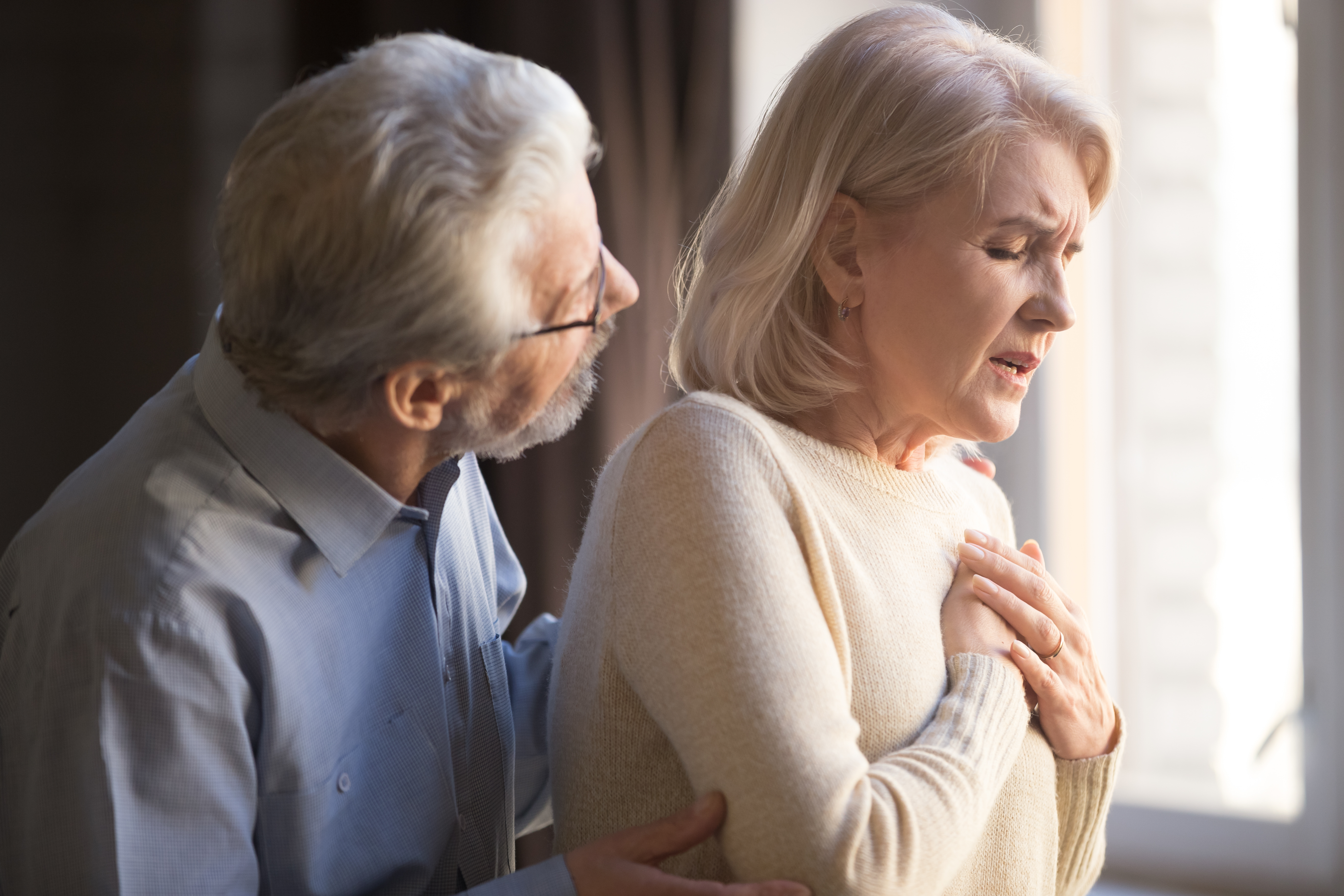 Chest Pain with Trouble Swallowing: Dangerous & Benign Causes
