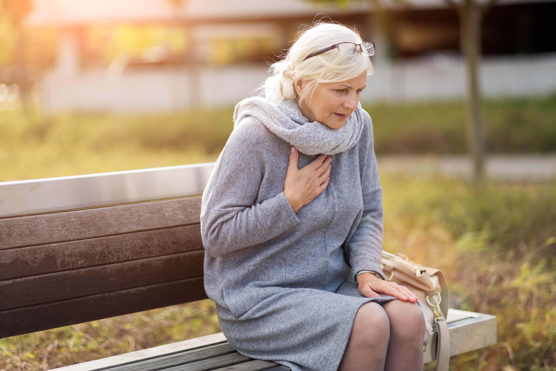 Acid Reflux: Chest Tightness vs. Angina, Heart Attack