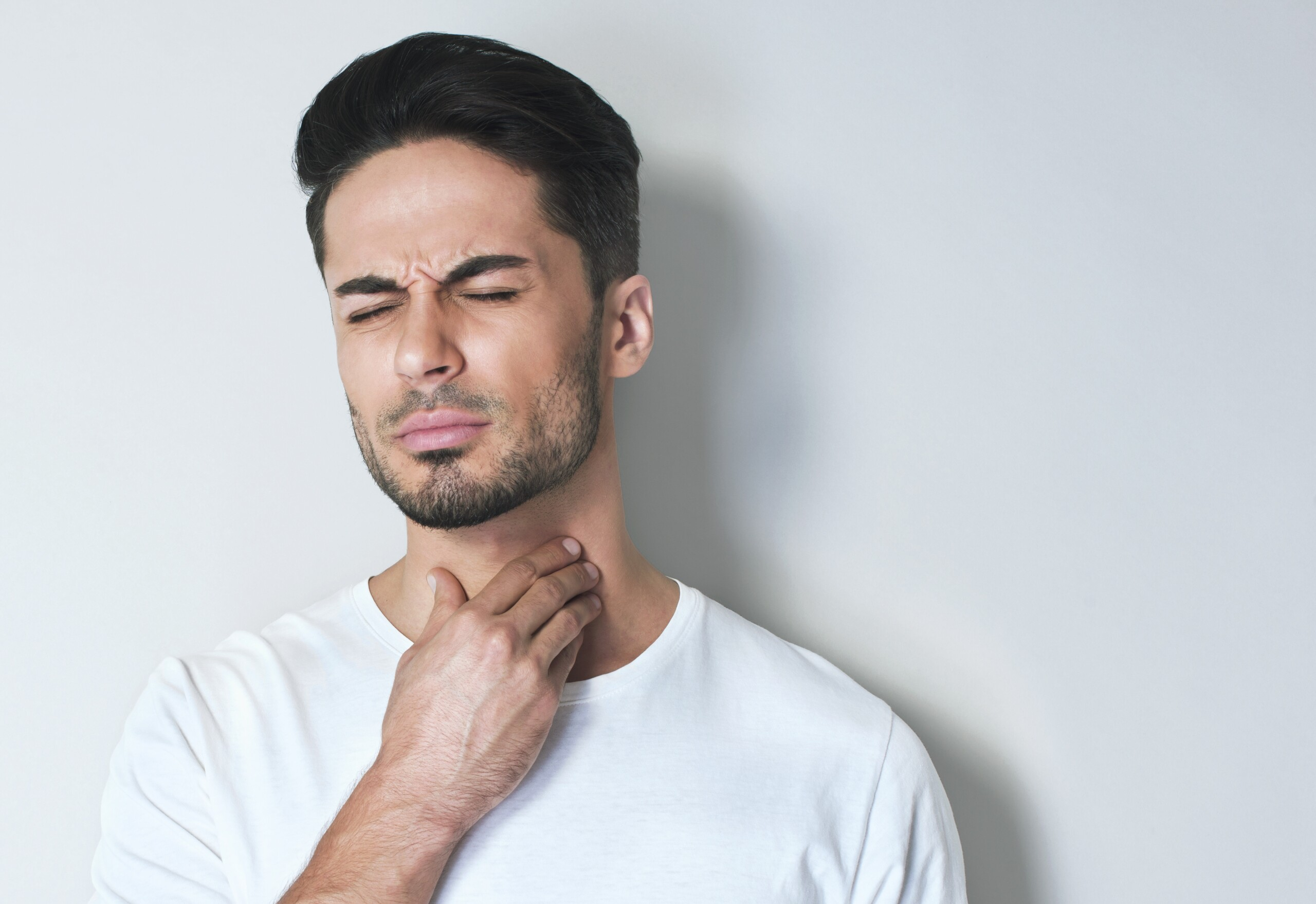 Hoarse Voice, Trouble Swallowing: Causes