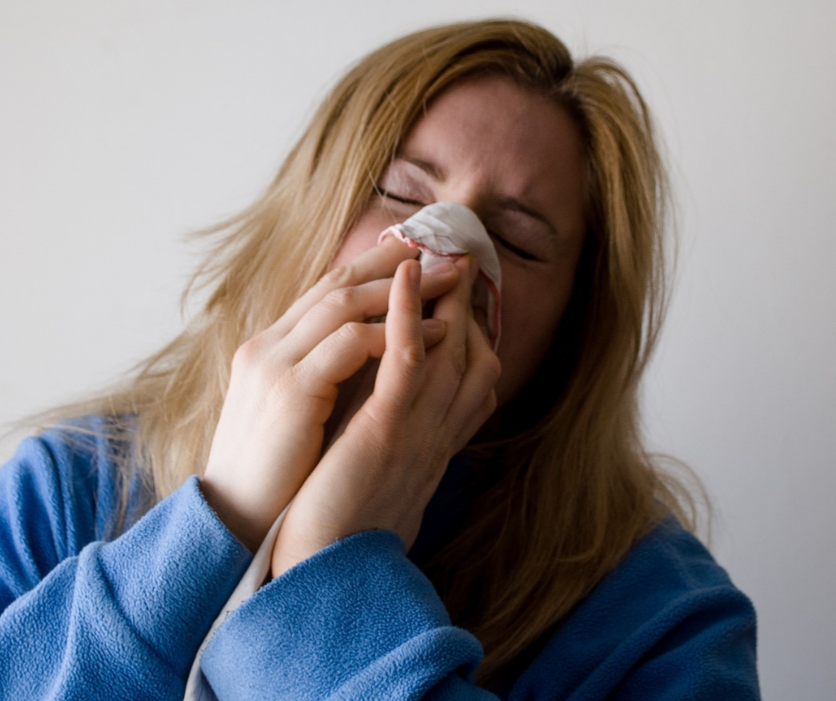 Why Does Blowing My Nose Cause a Bad Stink?