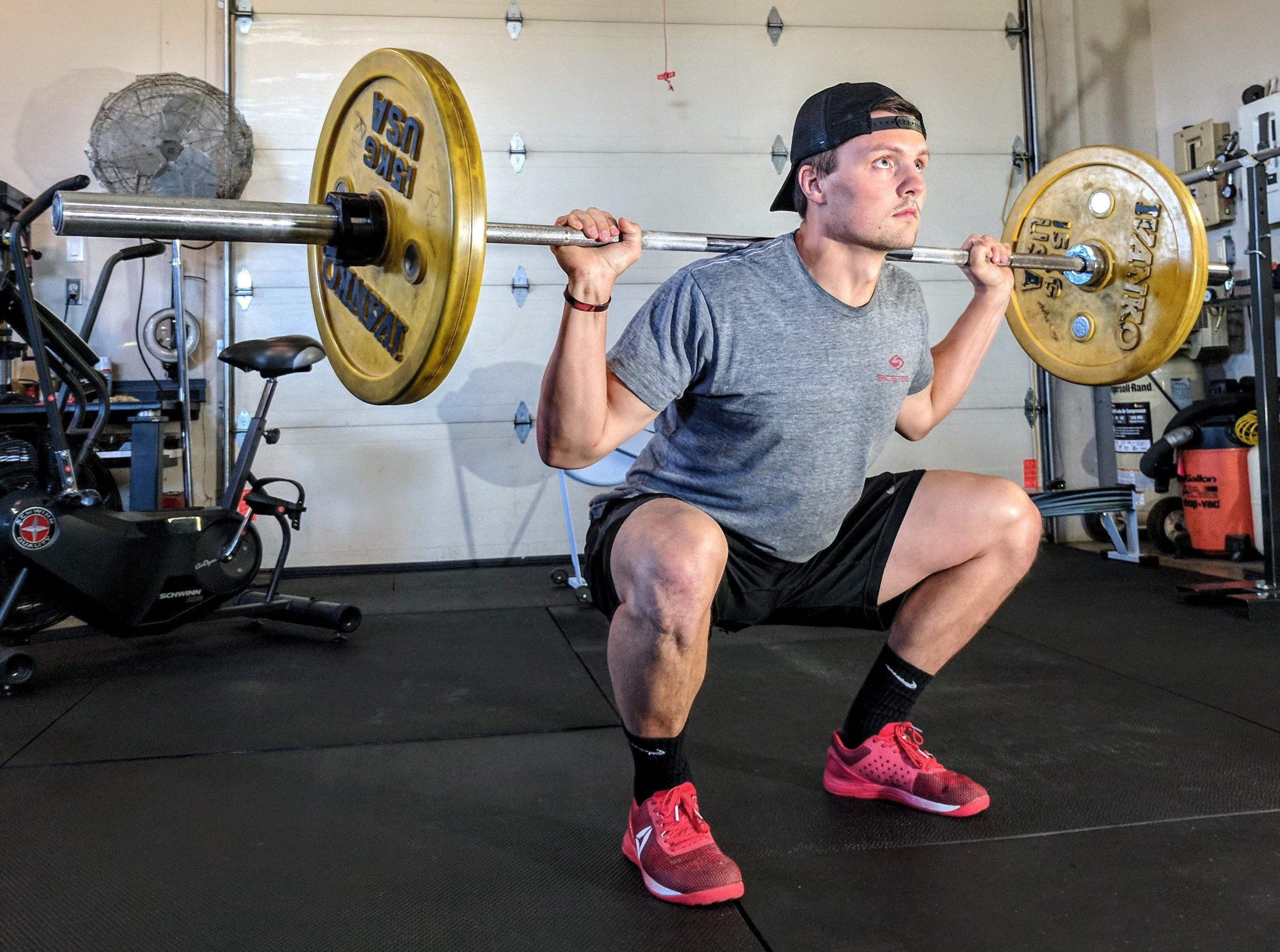 Cause of Muscle Twitching in Quads from Lifting Weights