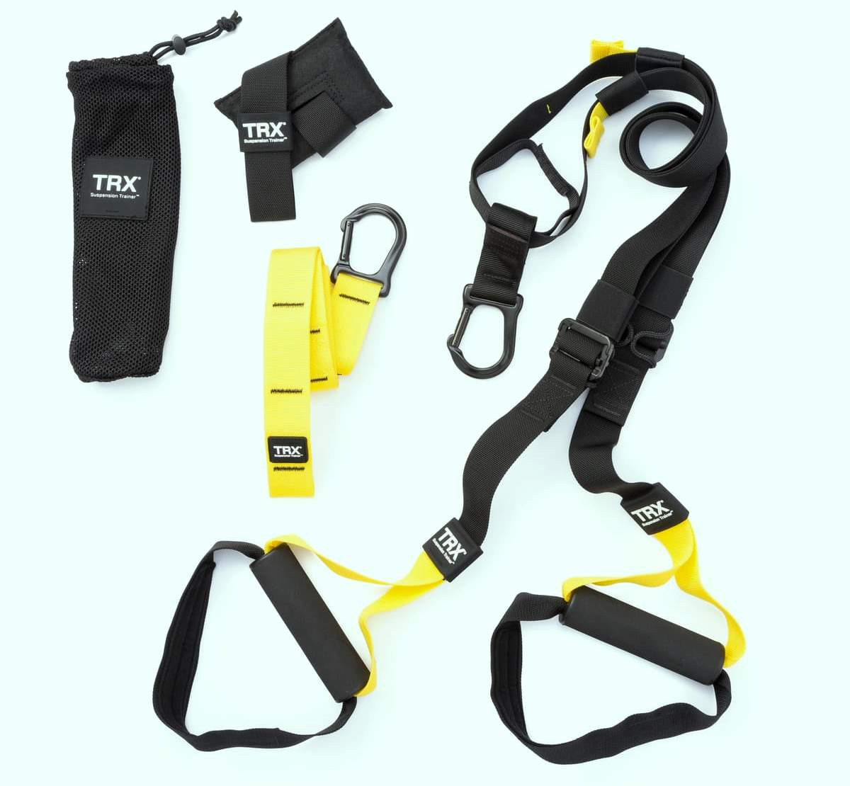 Golfer's Elbow: Inverted Row with TRX Suspension Device