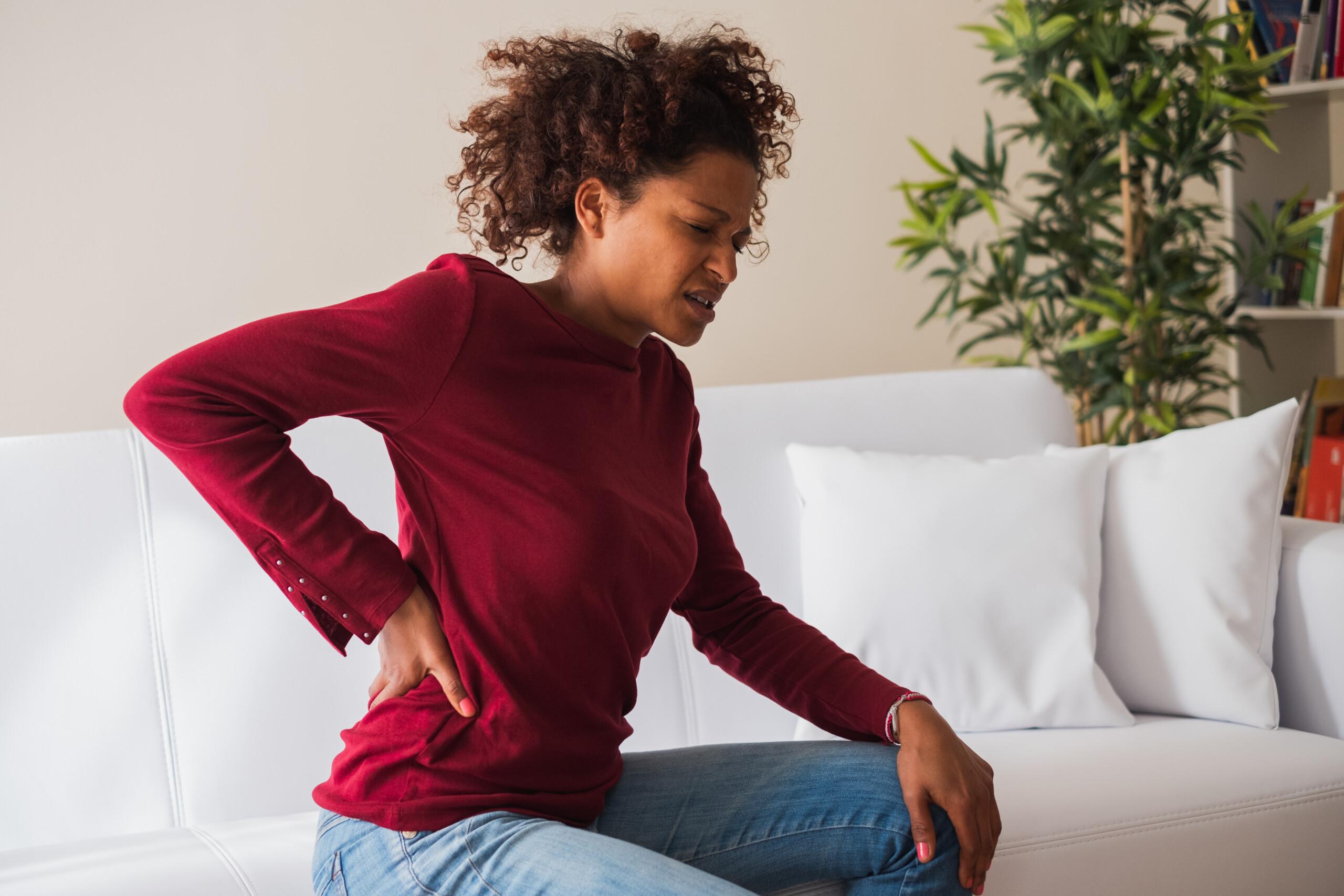 Does Slow Walking on a Treadmill Desk Stiffen Your Back?
