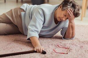Elderly on Coumadin, Hits Head: Subdural Hematoma Risk?