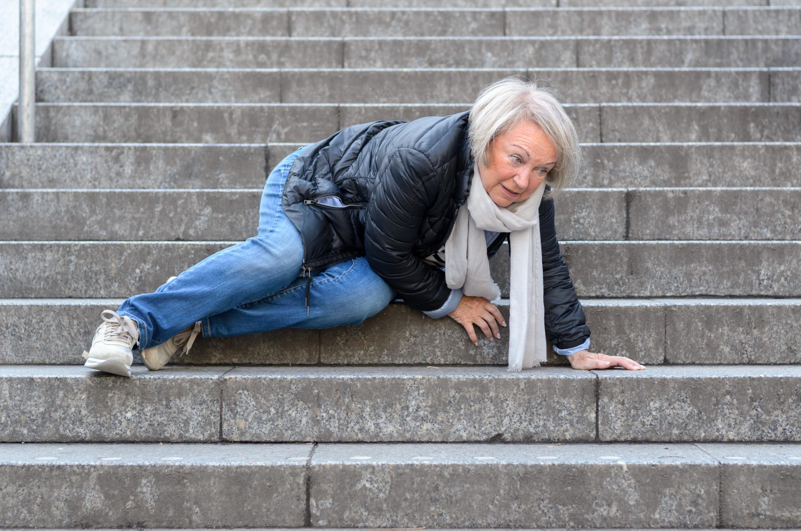 Help Prevent Grandma from Falling & Breaking Hip: Tai Chi