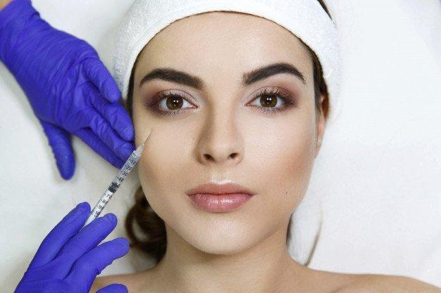 Loose Skin Under Eye after Blepharoplasty: Surgeon's Solution