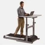 Is HIIT Possible with a Treadmill Desk While Using Computer?