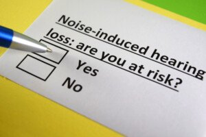 NOISE INDUCED HEARING LOSS Causes, Prevention, Who's at Risk