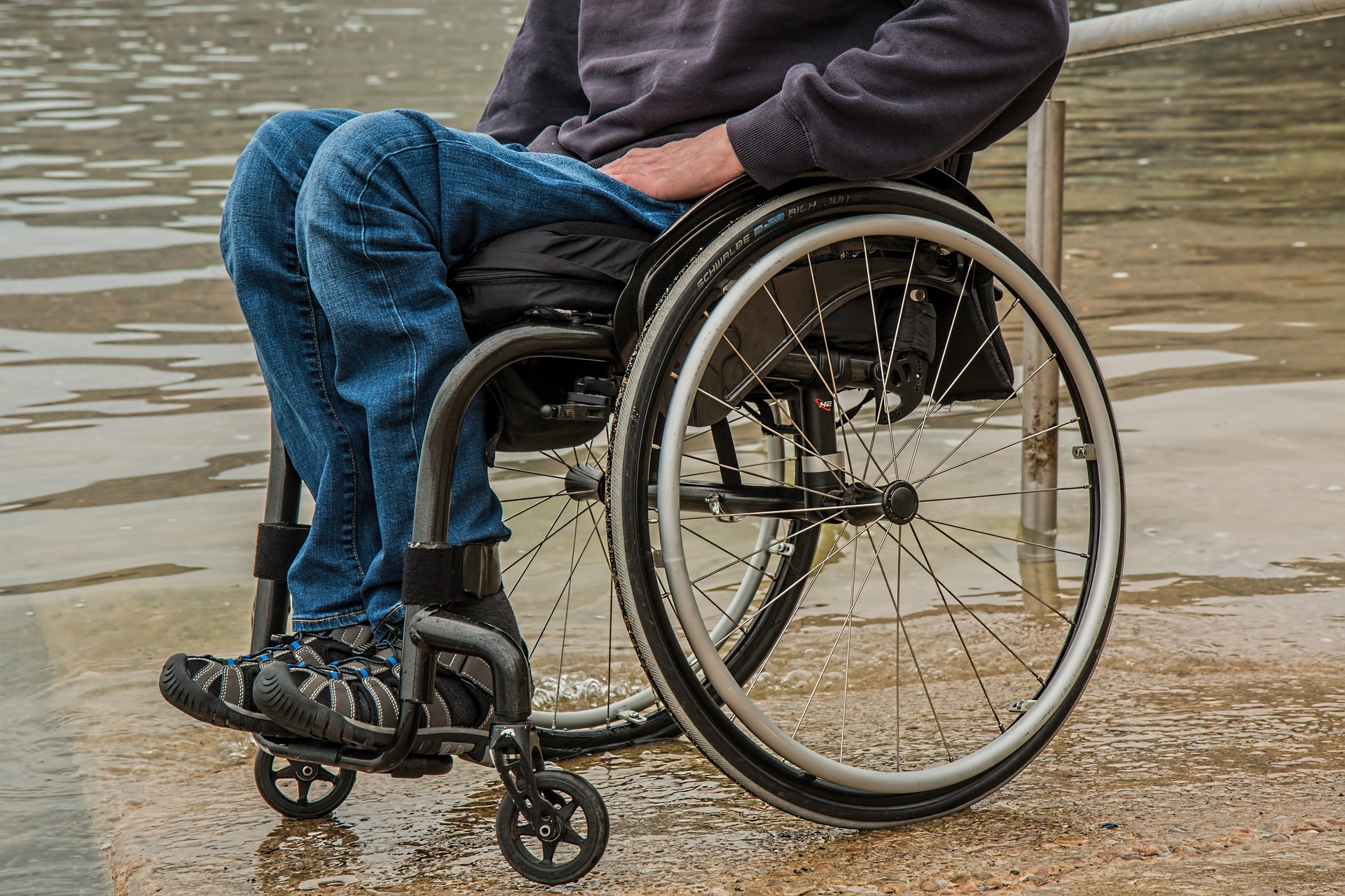 Risk of DVT in People Confined to Wheelchairs