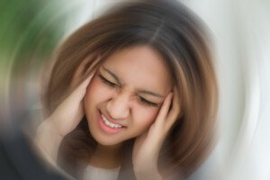 Sudden Brief Extreme Dizziness in Younger Adults
