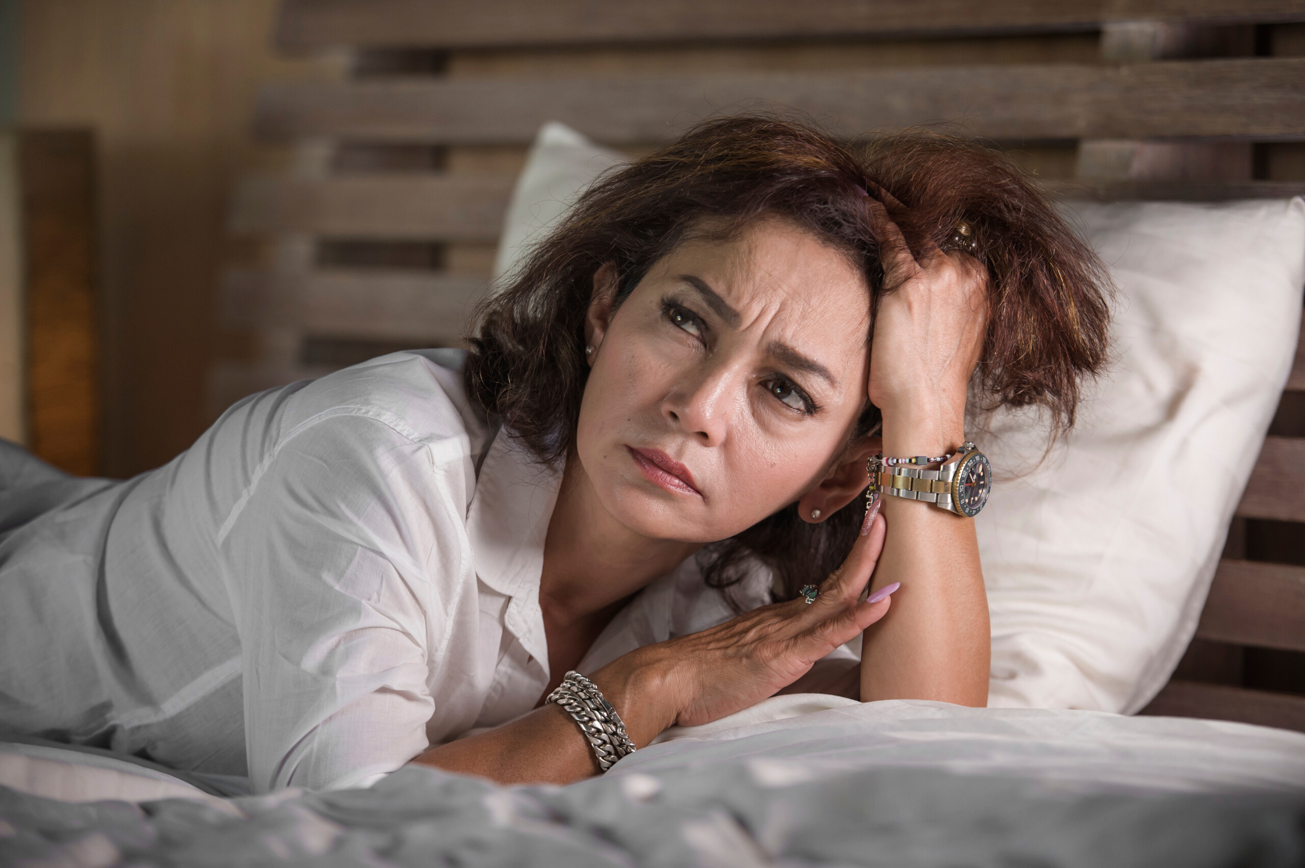 Cervical Mucus Production Postmenopause after Being Dry