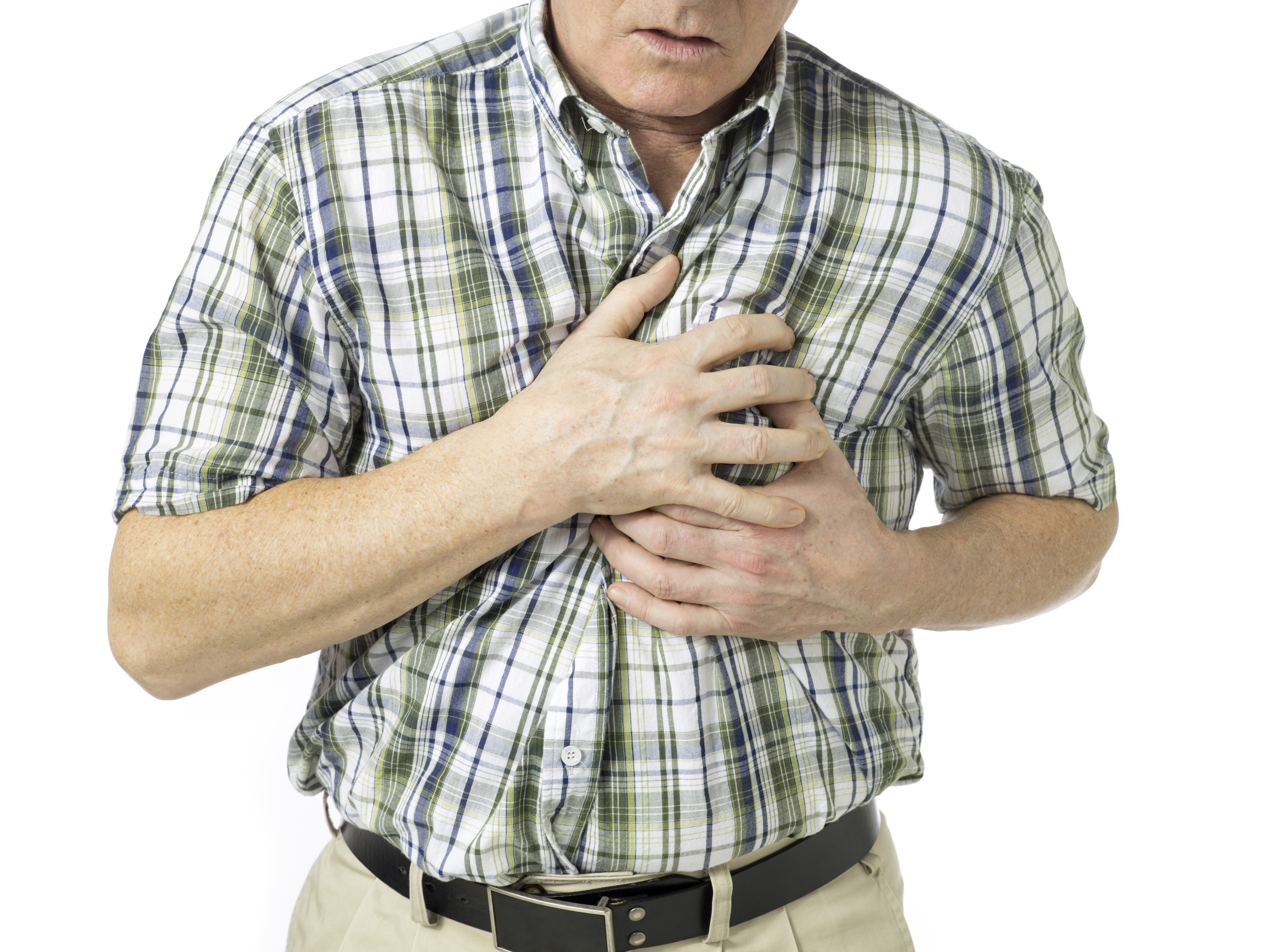 Chest Pain from Anemia vs. Heart Attack: Symptom Comparison