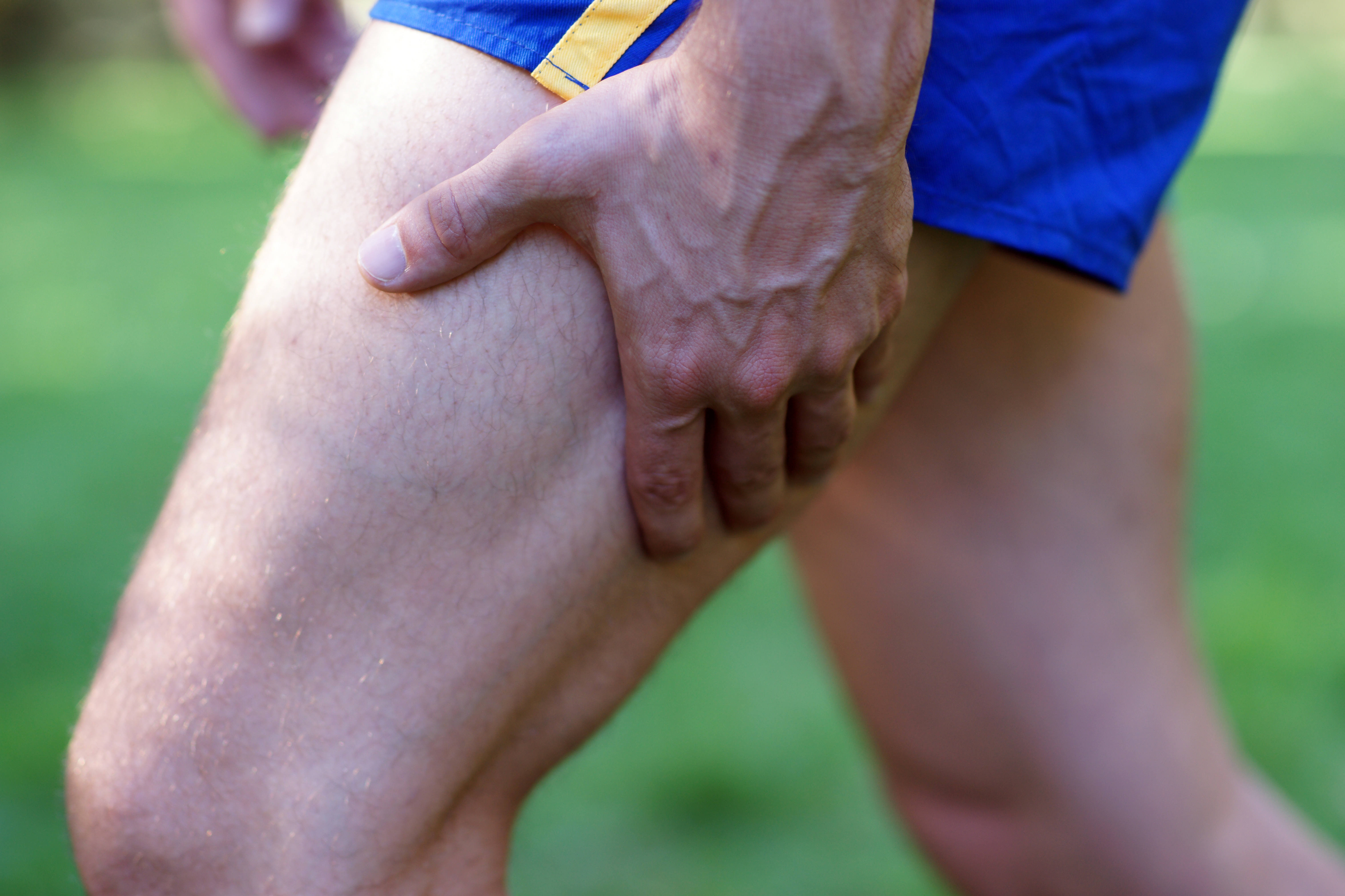 Indent in Outer Thigh Muscle Explained