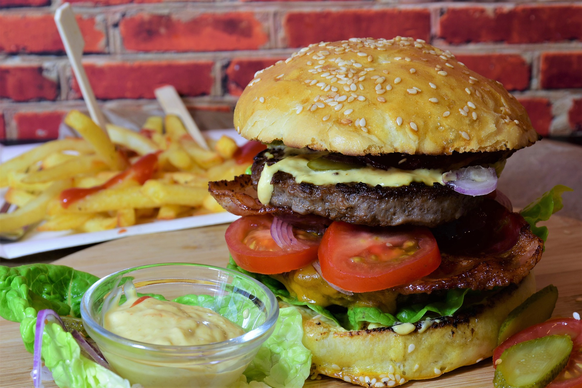What if Coronary Bypass Patient Keeps Eating Junk Food?
