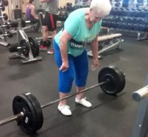 Should Elderly People Do Deadlifts?