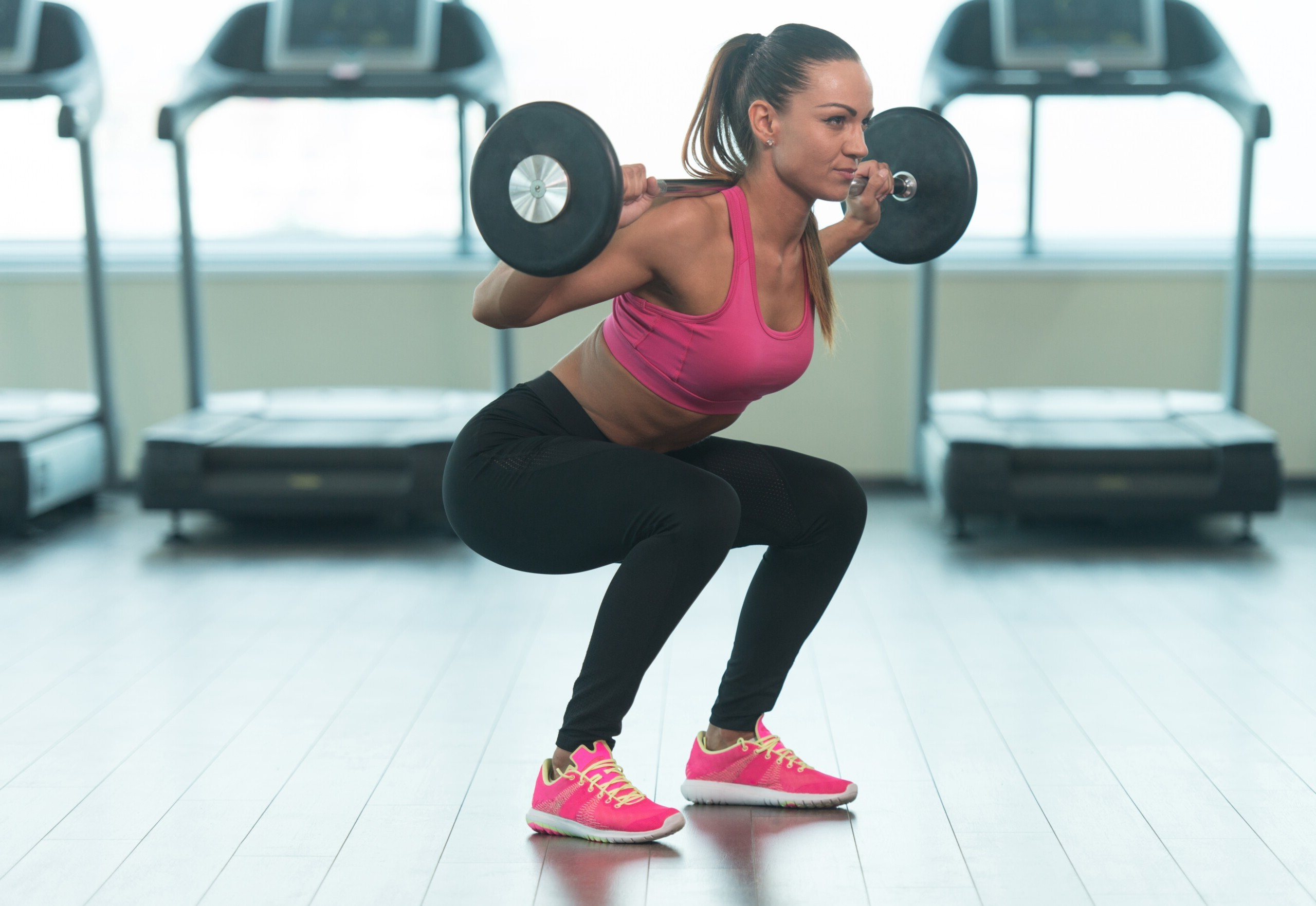 Afraid To Squat with Barbell? Tips to Overcome Fear