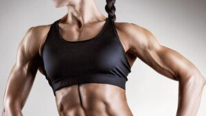 Why Doesn't Body Positive Movement Include Muscular Women?