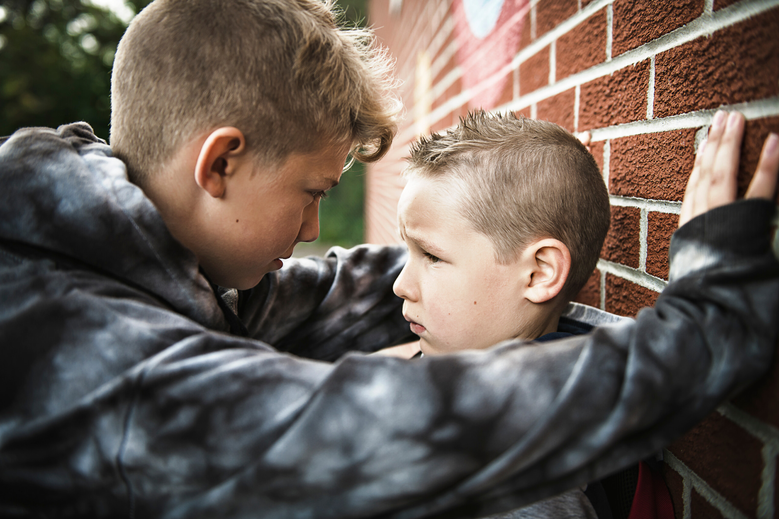 Can Parents Make Their Child Immune to Bullying?