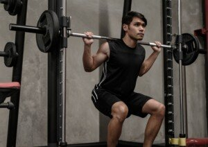 Smith Machine 20-Rep Killer Squat Workout for Burning Fat