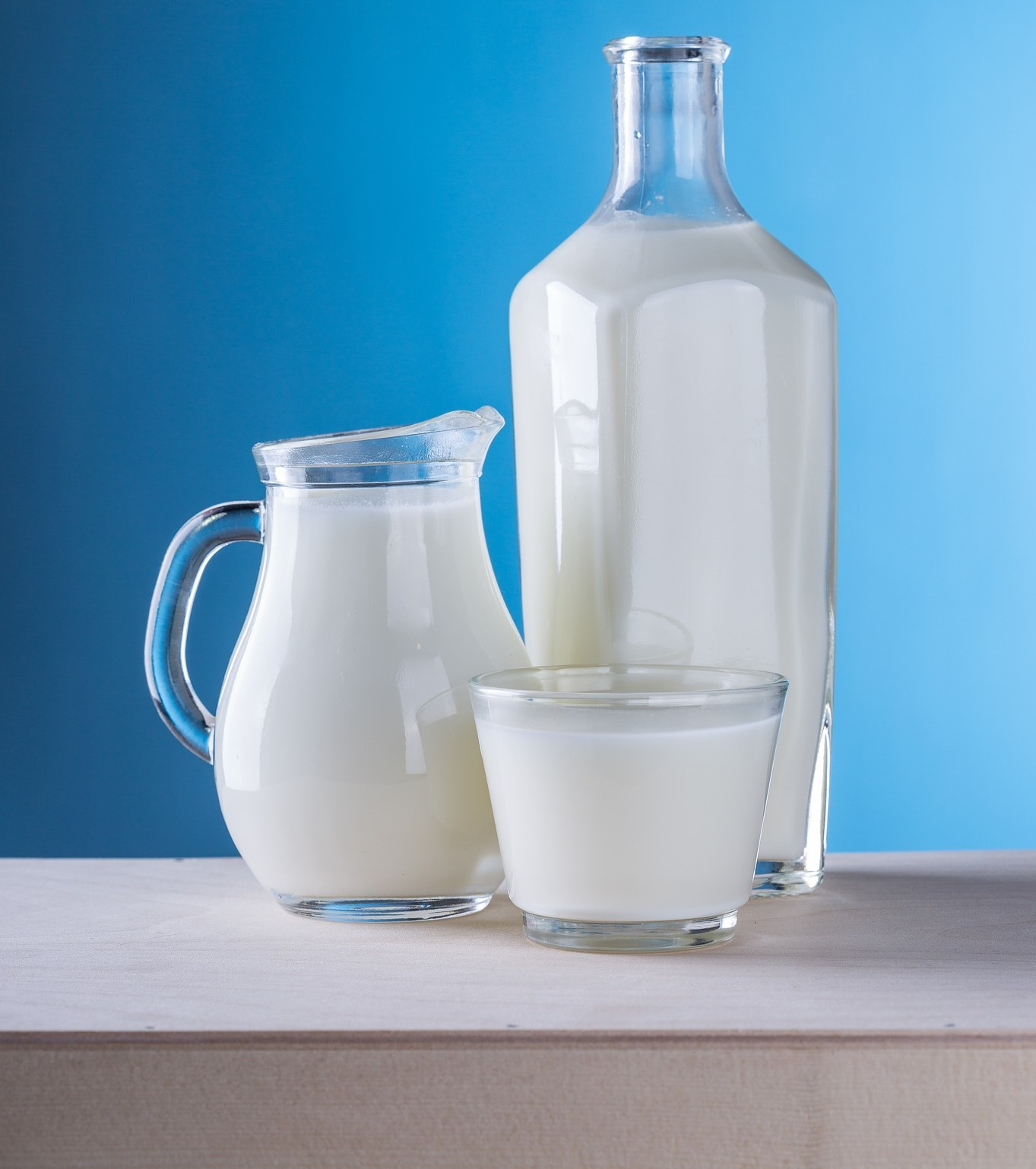 Can Too Much Milk Raise Your Calcium Score?