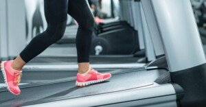 Walking on a Treadmill Right After a Double Mastectomy