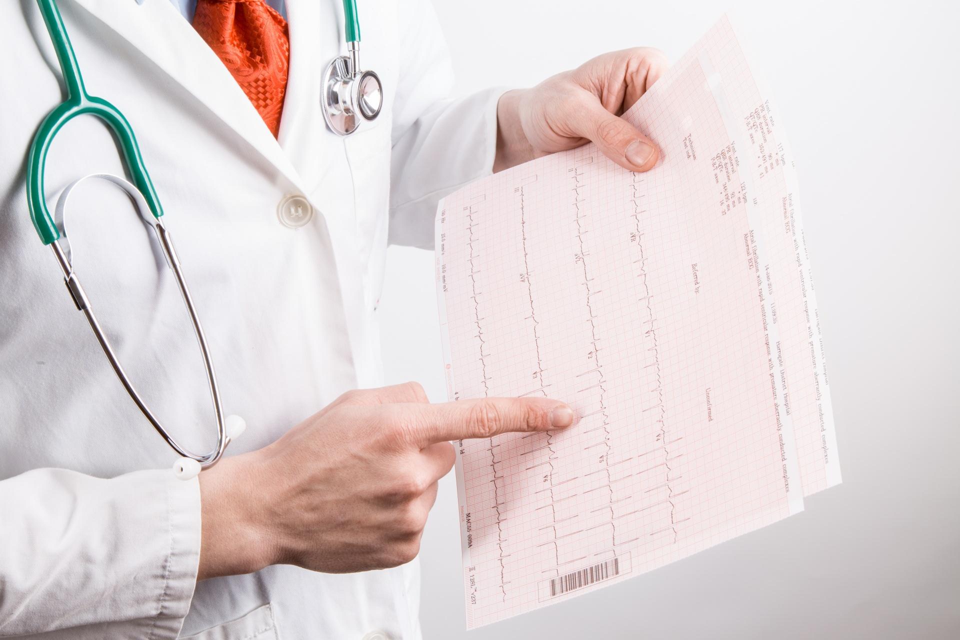 Atrial Fibrillation & Elevated Troponin: Prognosis