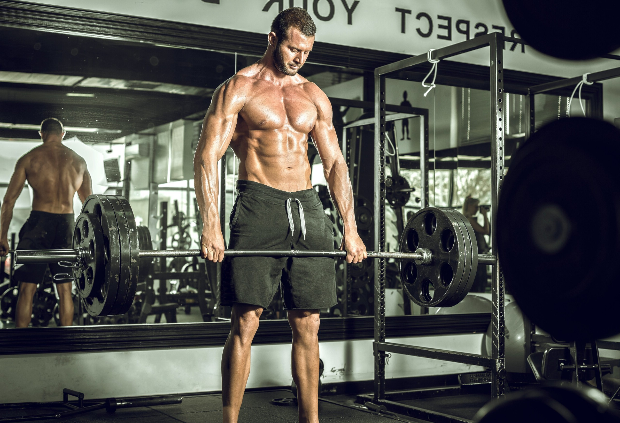 Lifting Heavy Weights with High Blood Pressure for Mass Building