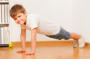 Is Making Your Child Do Pushups for Punishment Abuse?