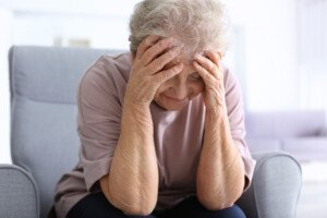 Why Elderly Person Can't Keep Eyes Open During the Day