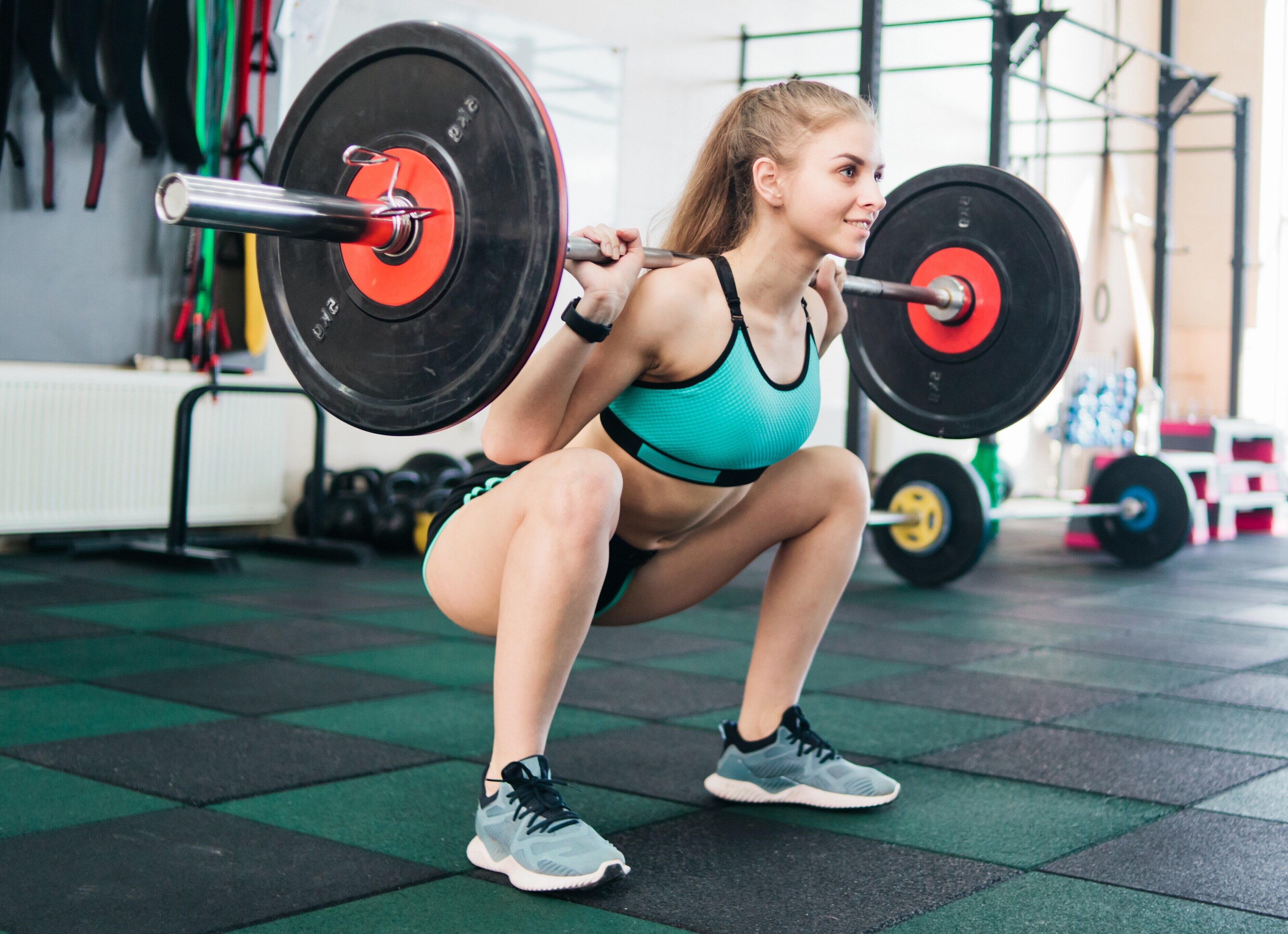 Long Femurs, Short Shins, Short Torso: Squat HELL