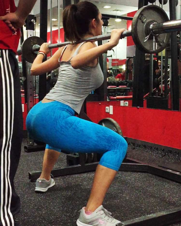 Why Your Client Struggles with the Back Squat