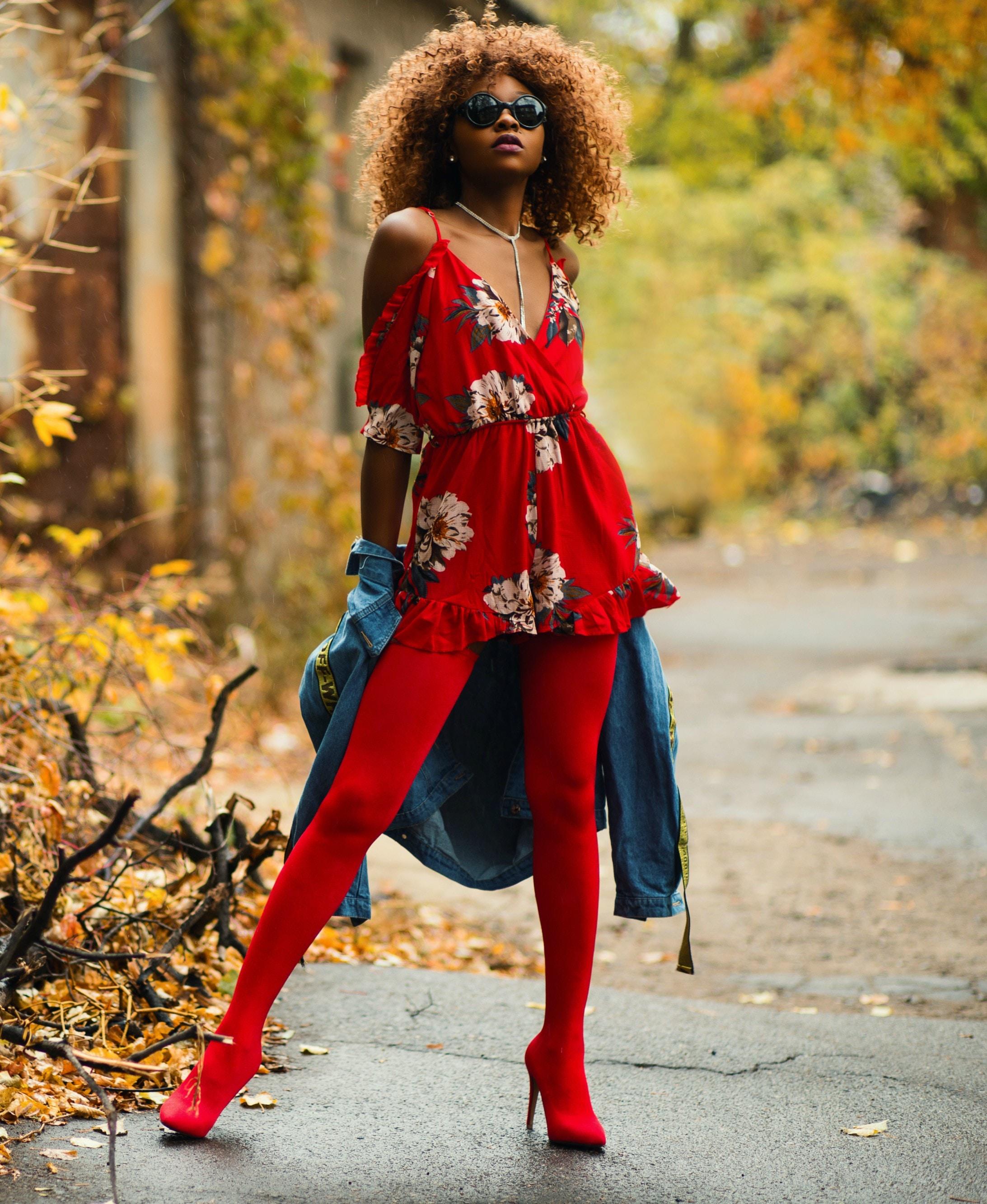 Six Very Tall Women Explain Why They Love High Heels