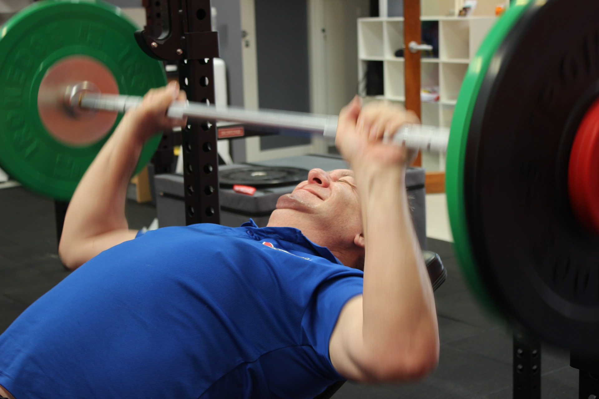 Bench Pressing with a Thoracic Aortic Aneurysm?