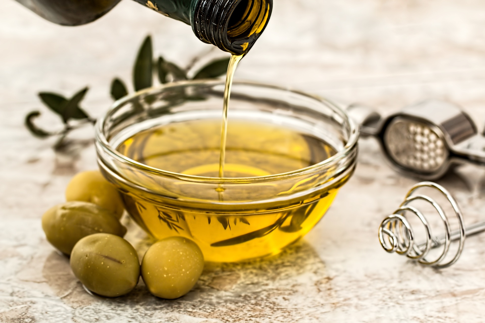 GOMAD vs. Olive Oil for Weight Gain