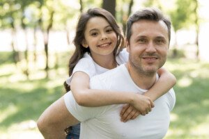 How Dad Can Teach His Daughter Not to Take Rides from Strangers