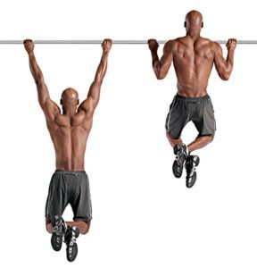 100 Pullups in a Row: Muscle Builder or just a Show-Off Move?
