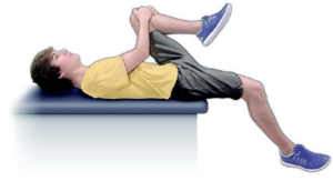 psoas stretch