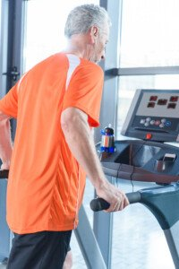 Should You Hold onto a Treadmill if You're Over 55?